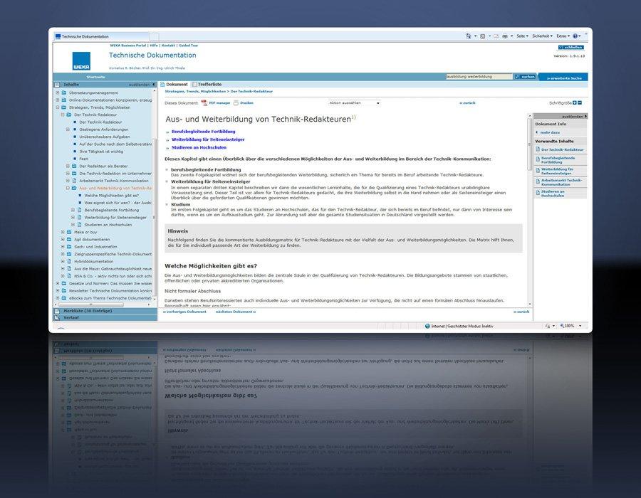 4. Produktbild Technische Dokumentationen - rechtskonform erstellen