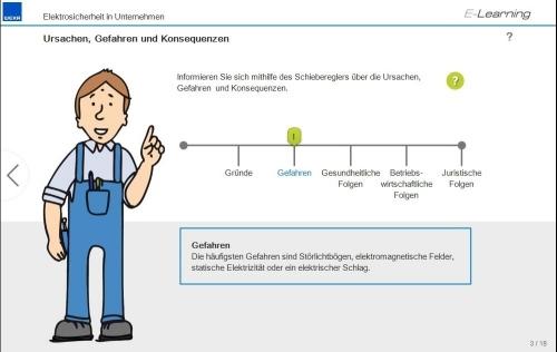 Elektrosicherheit in Unternehmen