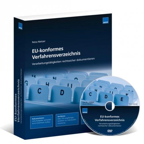 1. Datenschutz: Verarbeitungstätigkeiten rechtssicher dokumentieren