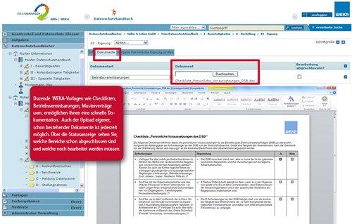 4. Produktbild Das elektronische Datenschutzhandbuch