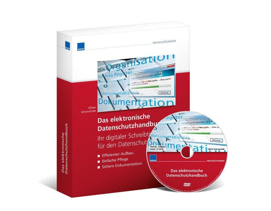 1. Produktbild Das elektronische Datenschutzhandbuch
