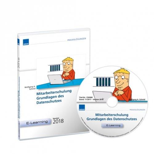 1. Mitarbeiterschulung Grundlagen des Datenschutzes