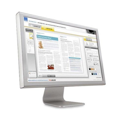 1. Produktbild WEKA NewsMAKER Datenschutz