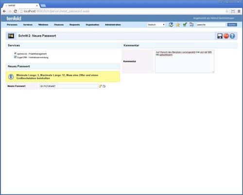 10. Produktbild tenfold - Integrierte Lösung für Berechtigungsverwaltung