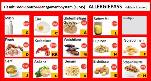 Allergiepass