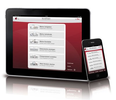 3. Produktbild ibo netProject Projektmanagement Software