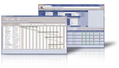2. Produktbild ibo netProject Projektmanagement Software