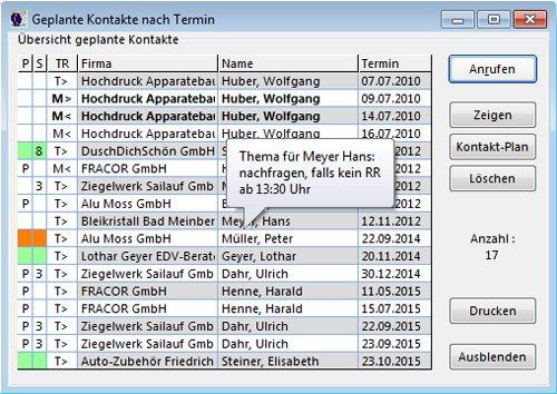 1. Produktbild TelMarkt CRM - Kommunikation schafft Maßstäbe !
