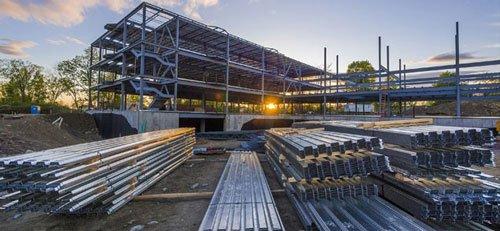 3. Produktbild ProStructures - Software für Stahl- und Betonbauplanung
