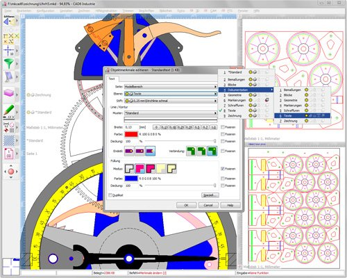 3. Produktbild CAD6 Studio - CAD-Software