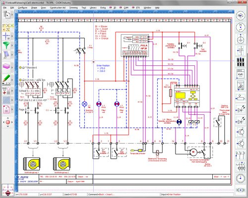 4. Produktbild CAD6 Studio - CAD-Software