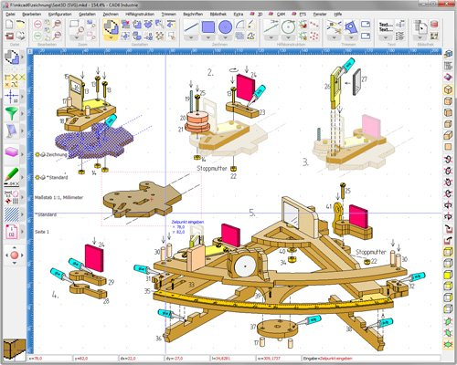 6. Produktbild CAD6 Studio - CAD-Software