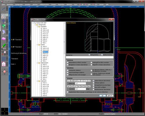 7. Produktbild CAD6 Studio - CAD-Software