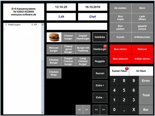 Maxstore Kassensoftware Einzelhandel / Discount