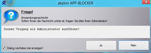 3. Produktbild abylon APP-BLOCKER