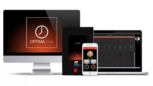 Almas Industries AG - Webbasierte Zeiterfassungssoftware