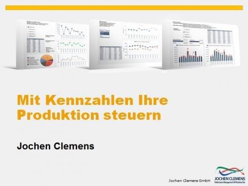1. Produktbild SAP Business One - Performance und Controlling für die Produktion