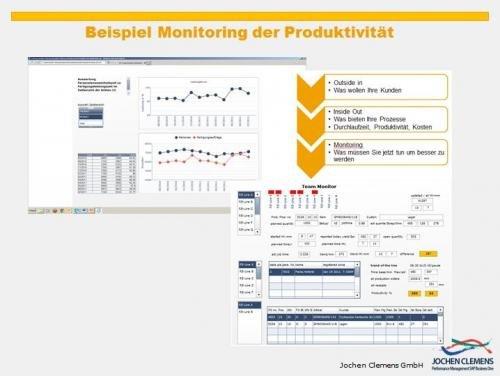 4. Produktbild SAP Business One - Performance und Controlling für die Produktion