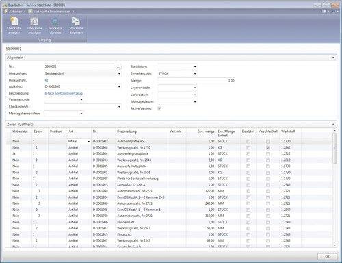 6. Produktbild cc|auftragsfertigung auf Basis von Microsoft Dynamics