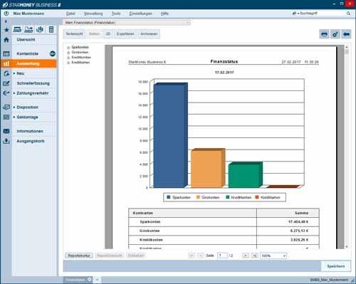 13. Produktbild StarMoney Business - Finanzsoftware