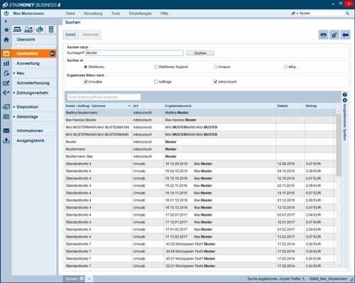 8. Produktbild StarMoney Business - Finanzsoftware
