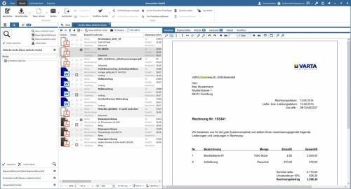 4. Produktbild docuvita Dokumentenmanagementsystem