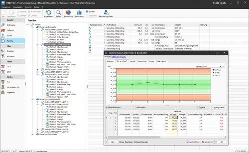 EMP.Net - Erstmusterprüfung