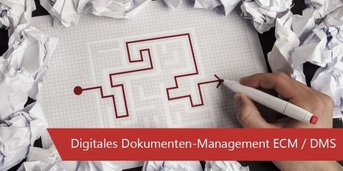 Digitales Dokumenten Management ECM / DMS