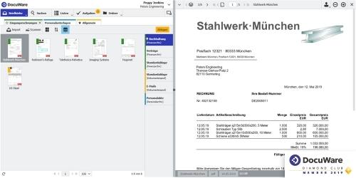 Indexierung ohne manuelle Dateneingaben