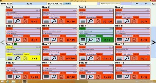 4. Produktbild: dilos - Lagerverwaltung / Warehouse Management