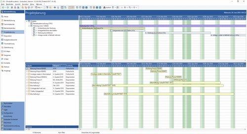 14. Produktbild GS-Service - Instandhaltungssoftware, IPS, Betriebsführung