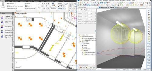 2. Produktbild ALPI CANECO IMPLANTATION CAD für die Elektrotechnik