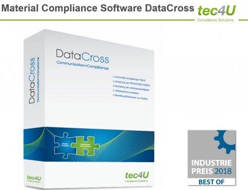 Material Compliance Software DataCross