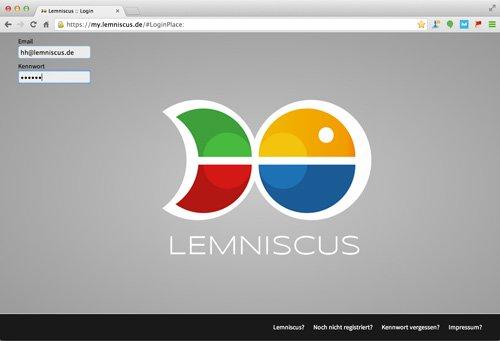 1. Produktbild LEMNISCUS - Praxissoftware / Praxisverwaltung