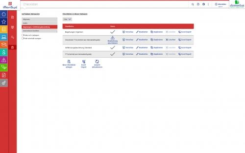 iManSys Software-Welt: Prozesse & Qualität