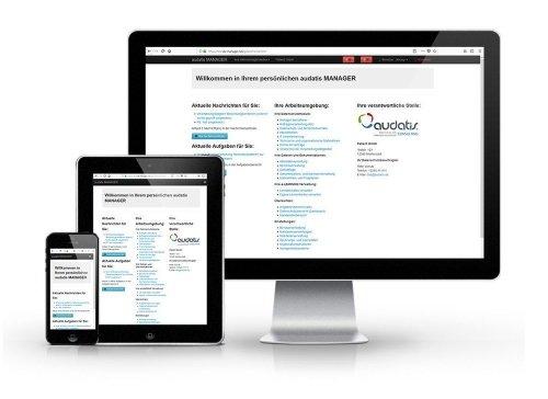 audatis® MANAGER - Datenschutz