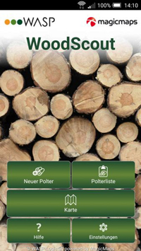 WoodScout App