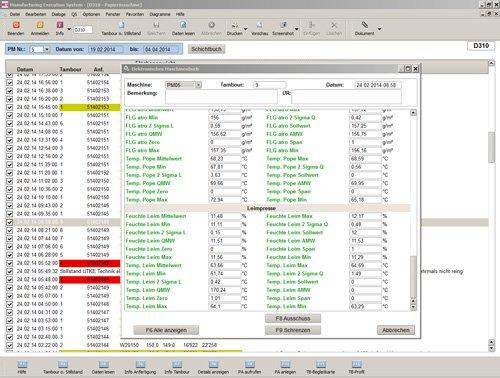 2. Produktbild iGA MES - Manufacturing Execution System für die Rollenfertigung
