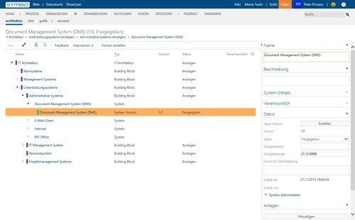 5. Produktbild Symbio - komplettes Geschäftsprozessmanagement