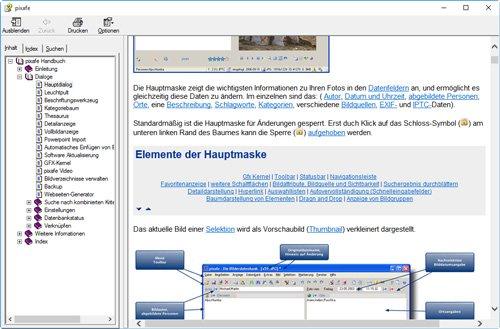 17. Produktbild pixafe – DIE Bilderdatenbank