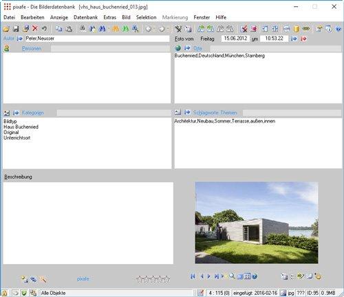 20. Produktbild pixafe – DIE Bilderdatenbank