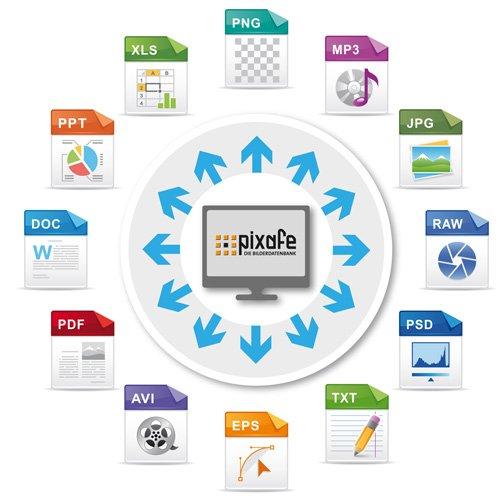 4. Produktbild pixafe – DIE Bilderdatenbank