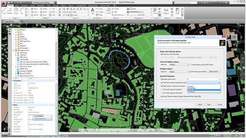 1. Produktbild Spatial Manager für AutoCAD