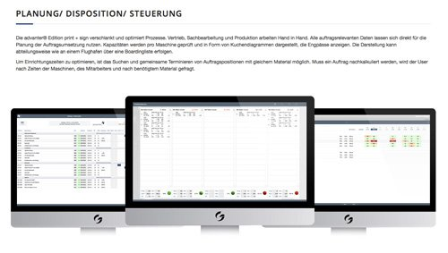 3. Produktbild advanter® CRM, ERP, DMS - flexibles System für Mac, iOS und Windows