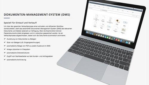 4. Produktbild advanter® CRM, ERP, DMS - flexibles System für Mac, iOS und Windows