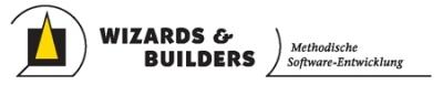 Firmenlogo Wizards & Builders GmbH Methodische Softwareentwicklung Kronber
