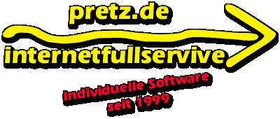 Firmenlogo pretz.de Frank Pretz Zellertal