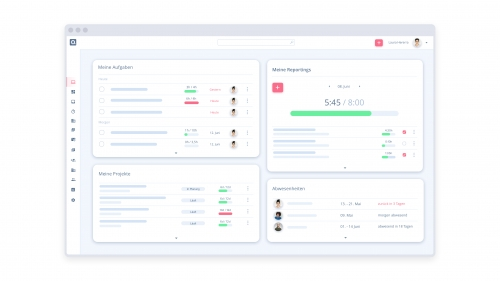 Individuelle Dashboards
