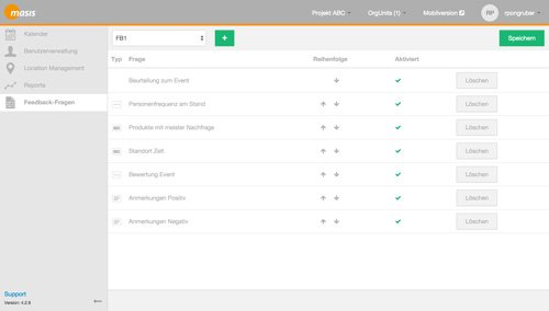 2. Produktbild MASIS - Marketing & Sales Information System