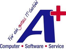 Firmenlogo A+ GmbH Computer, Service, Support Stockstadt am Main